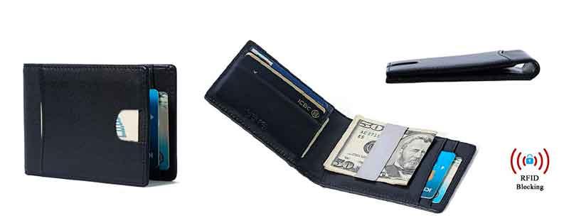 Comprar cartera antirrobo con sistema RFID
