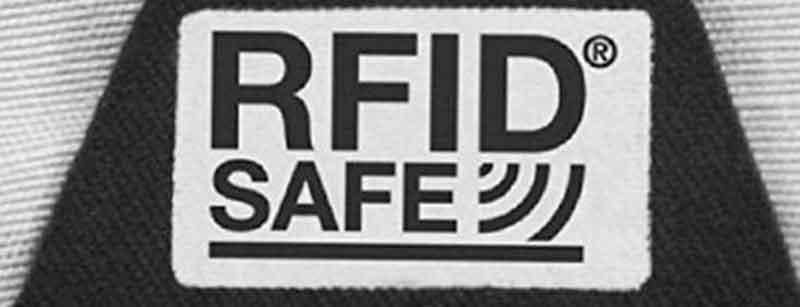 Mochilas que incorporan sistema rfid